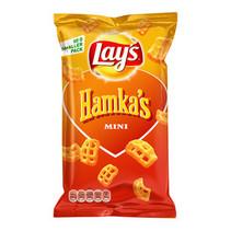Lay's - mini hamka's 80g - 15 zakken