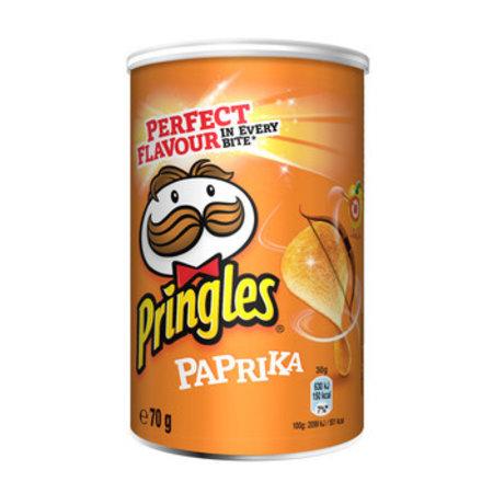 Pringles Pringles - paprika 70g - 12 kokers