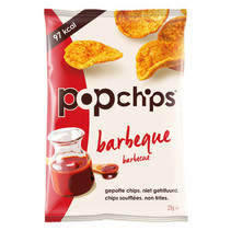 Pop Chips - barbeque 23g - 21 zakken