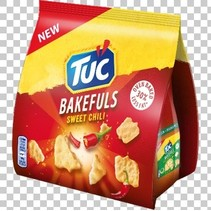 Tuc - bake sweet chili 80gr - 14 zakken