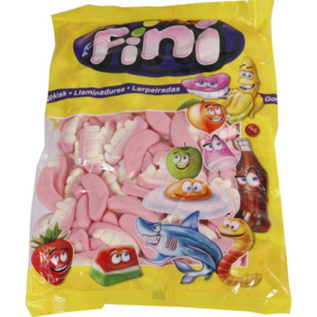 Fini Fini - Tanden 6X1Kg, 6 Zakken