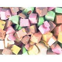 Hamlet - haknougat mix 6 kleuren 4x1kg - 4 kilo
