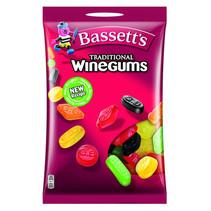 Bassett´s - winegums 1 kg - 10 zakken
