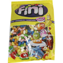 Fini - Jelly Beans 6X1Kg, 6 Zakken
