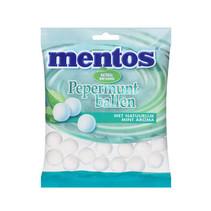 MENTOS - pepermuntballen 220gr - 12 zakken