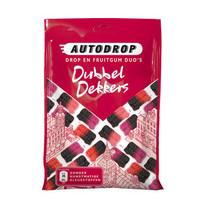 AUTODROP - mixzak dubbeldekkers - 15 zakken