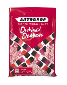 AUTODROP AUTODROP - mixzak dubbeldekkers - 15 zakken