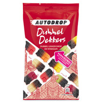 AUTODROP - snackp. autodr.dubbeldekkers - 16 zakken