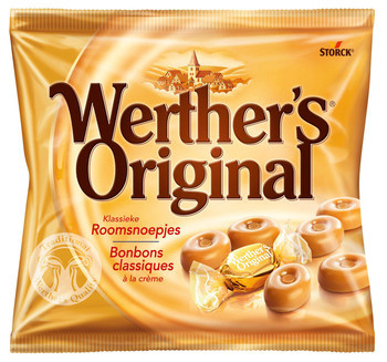 Werthers Werthers - original 175gr - 12 zakken