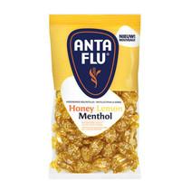 Anta Flu - anta fhoney lemon menthol 175gr - 18 zakken
