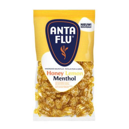 Anta Flu Anta Flu - anta fhoney lemon menthol 175gr - 18 zakken
