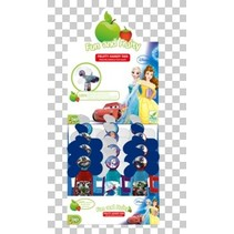 Fun & Fruity - fun & fruity-disney fruity handy fan - 12 stuks