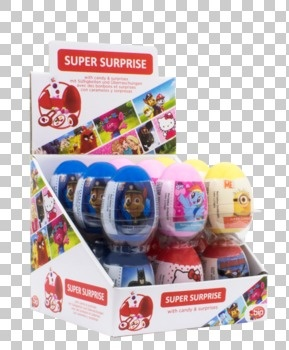 BIP BIP - super surprise mix - 18 stuks