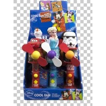 Disney Mix - coolfan with candy - 12 stuks
