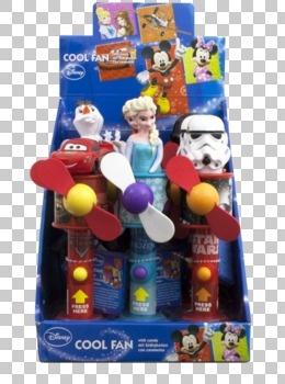 Disney Disney - Coolfan With Candy, 12 Stuks