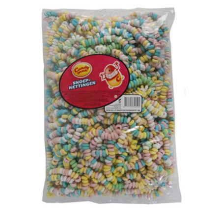 Candyman Candyman - Candyman Snoepkettingen, 100 Stuks