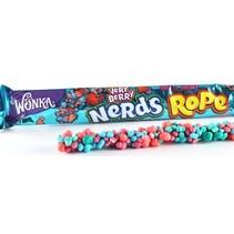 Wonka - nerds ropes very berry - 24 stuks