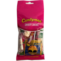 Candyman - snoepzakkie verrassingszakje - 12 zakken