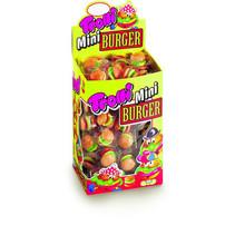 Trolli - Mini Trolli Burger 80St (10G), 80 Stuks