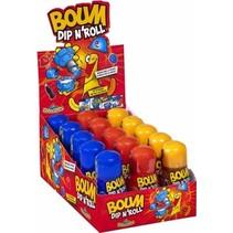 Funny Candy - boum dip roll - 15 stuks