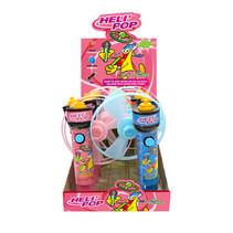 Funny Candy - helipop - 12 stuks