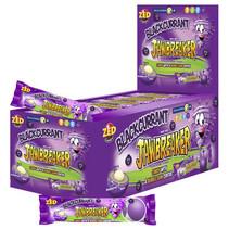 Zed Candy - Jawbreaker Black Currant 5-Pk, 40 Stuks