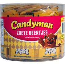 Candyman - zoete beertjes - 70 zakken