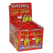 Pop Rocks - Frizzy Pazzy, 50 Stuks