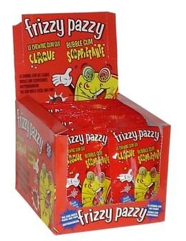Pop Rocks Pop Rocks - Frizzy Pazzy, 50 Stuks