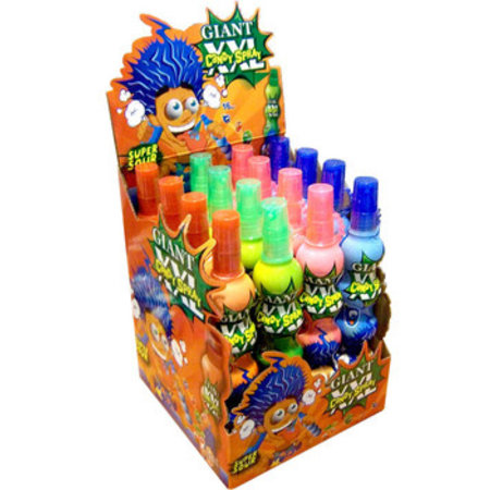 Alpha Alpha - Giant Xxl Candy Spray, 16 Stuks