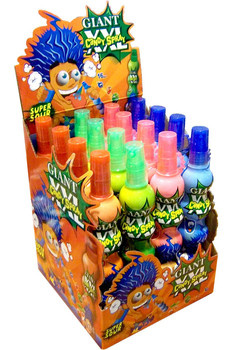 Alpha Alpha - xxl candy spray - 16 stuks