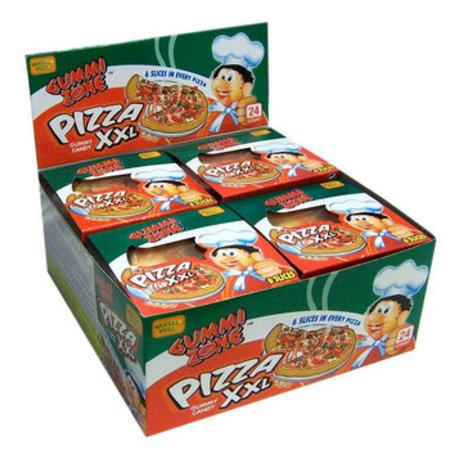 Gummy Zone Gummy Zone - pizza xxl - 24 stuks