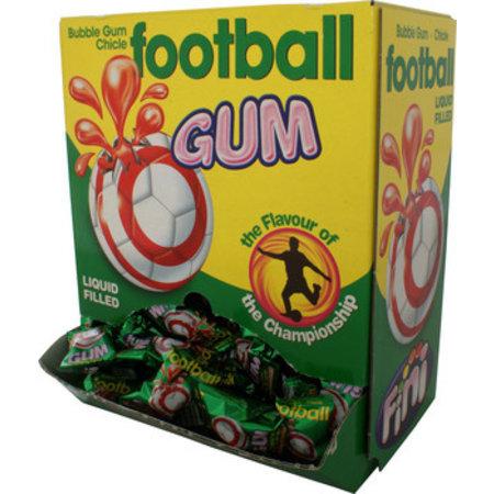 Fini Fini - Football Bubble Gum 200St, 200 Stuks