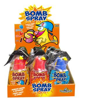 Candy Novelty Network Candy Novelty Network - Bomb Spray 57G, 12 Stuks
