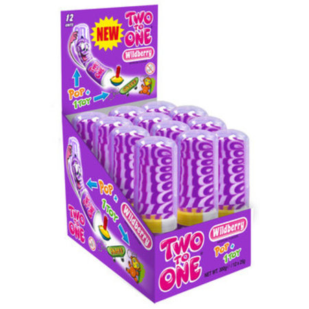 Two to One Two to One - wild berry - 12 stuks