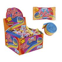 Vidal - rainbow rolla belta - 24 zakken