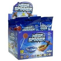 Funny Candy - Mega Spinner, 18 Stuks