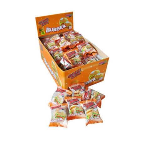 Gummy Zone Gummy Zone - miniburger - 60 stuks