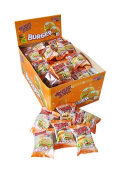 Gummy Zone Gummy Zone - Gummyzone Miniburger, 60 Stuks