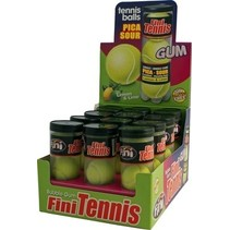 Fini - giant tennisballs 3 pack - 12 3 pack