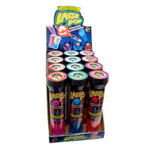 Candy Novelty Network - Laser Pop, 12 Stuks