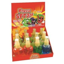 Felfoldi - Frutta Suikervrij Candy Spray, 12 Stuks