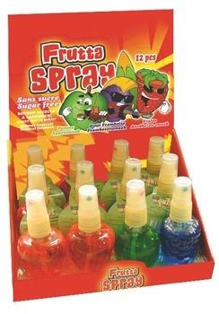 Felfoldi Felfoldi - Frutta Suikervrij Candy Spray, 12 Stuks