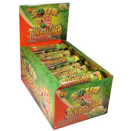 Zed Candy Zed Candy - Jawbreaker Sour 5-Pk, 40 Stuks