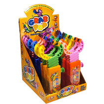 Candy Novelty Network - Grab Pop, 12 Stuks