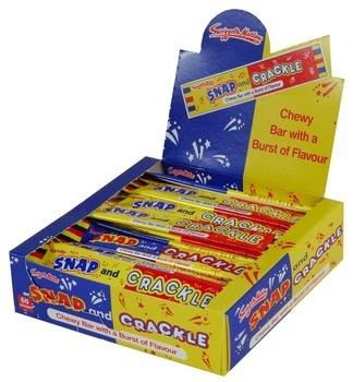 Snap 'n' Crackle Snap 'N' Crackle - Snap&Crackle, 60 Stuks
