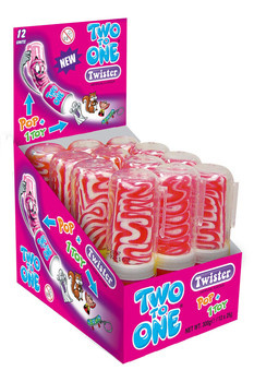 Two to One Two to One - twister - 12 stuks