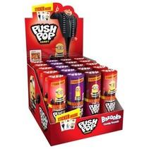 Bazooka - bazooka-push pop - 20 stuks