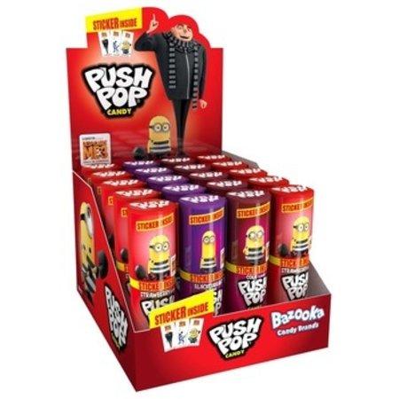 Bazooka Bazooka - bazooka-push pop - 20 stuks