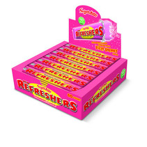 Swizzels - refresher strawberry - 60 stuks